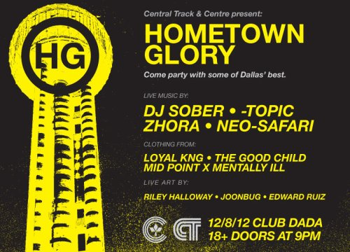 Hometown Glory